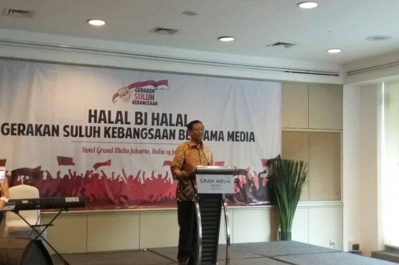 Ngotot Revisi UU KPK, Mahfud Nilai Usulan DPR Bakal Ditolak Jokowi