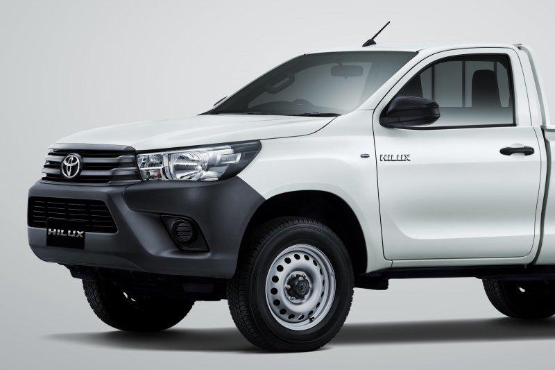 Toyota New Hilux gunakan mesin diesel baru