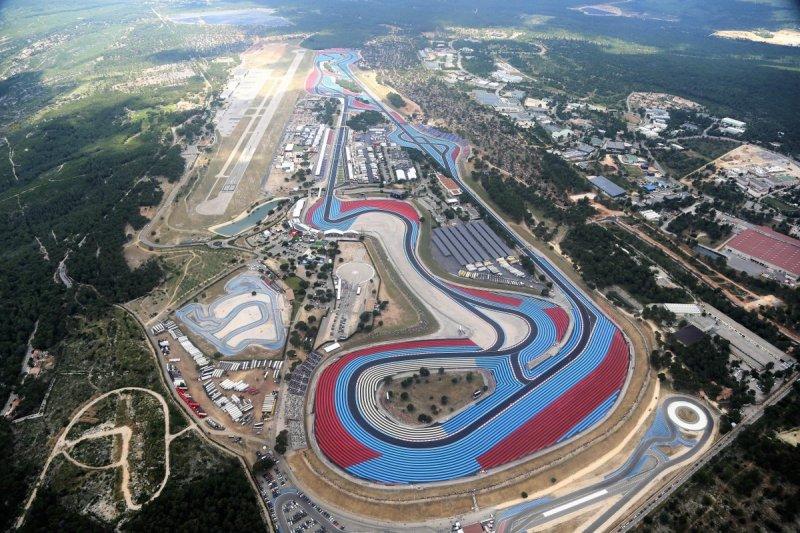 Statistik balapan Grand Prix Prancis