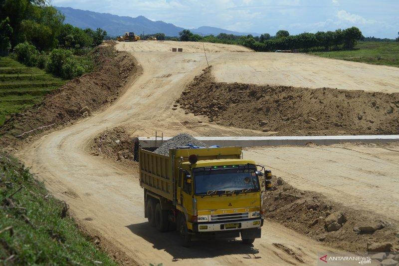 Proyek pembangunan jalan tol Sigli-Banda Aceh