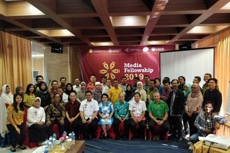 FAO-Antara beri pembekalan pada media soal zoonosis di Indonesia