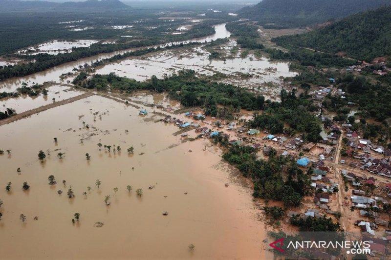 BNPB: 5.847 KK terdampak banjir Konawe