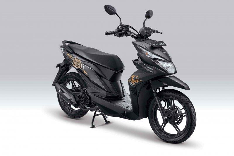 New Honda BeAt Street eSP, 1 liter BBM bisa mengaspal 59 km