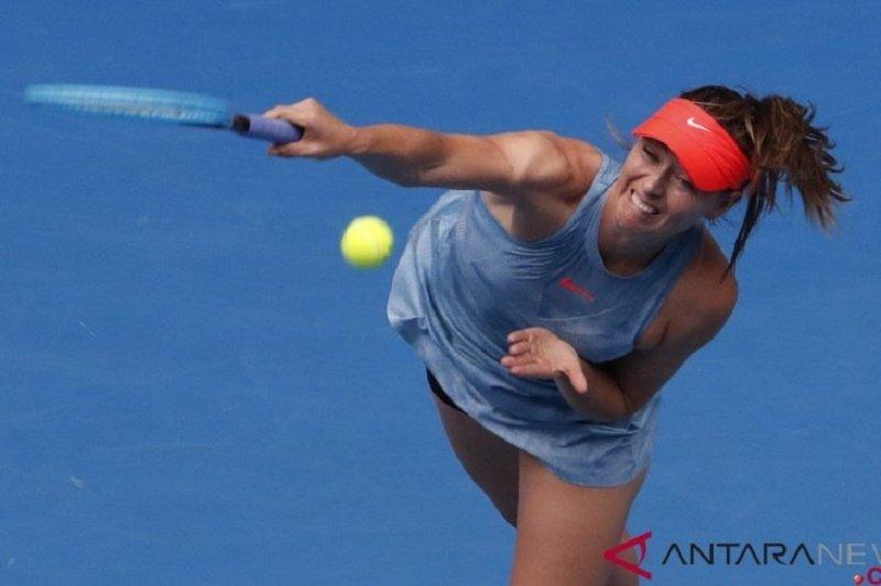 Pulih dari cedera, Sharapova raih kemenangan saat kembali beraksi di Mallorca
