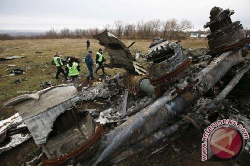 Belanda, Australia janji kejar keadilan atas jatuhnya pesawat MH17