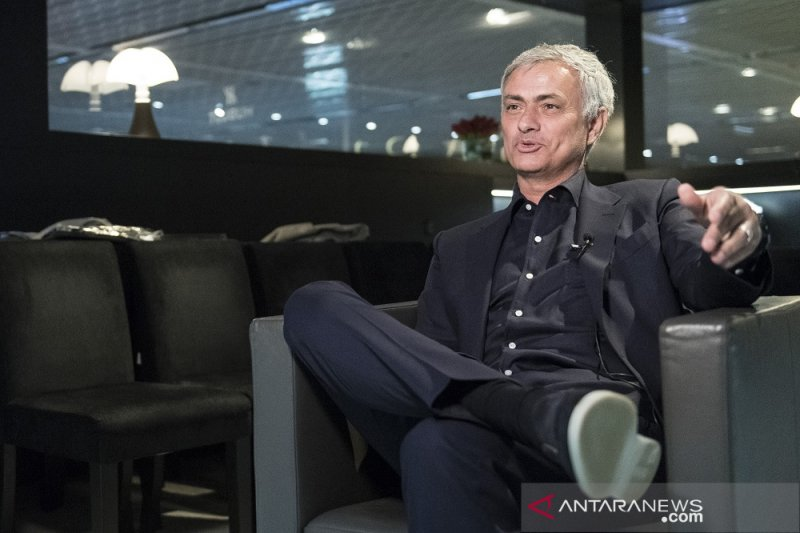 Mourinho lebih tertarik tangani timnas ketimbang klub