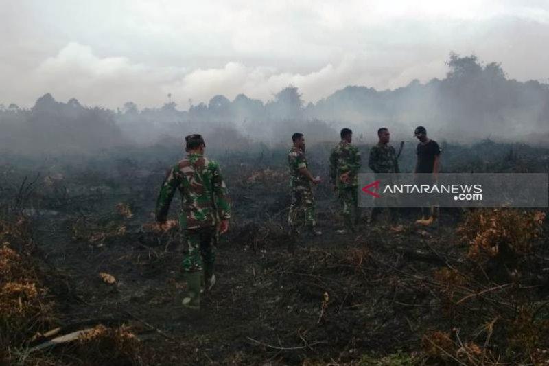 Kemunculan titik-titik panas di Riau telah terdeteksi