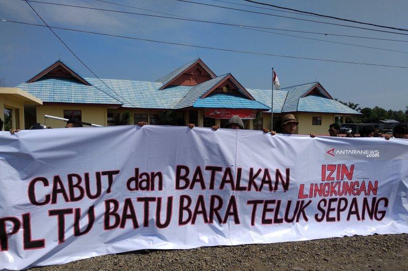 Minister Jonan evaluates coal fired power plant of Bengkulu