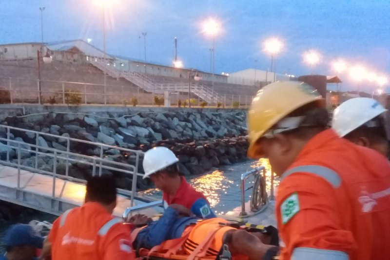 DSLNG Senoro tercatat dua kali selamatkan korban laut