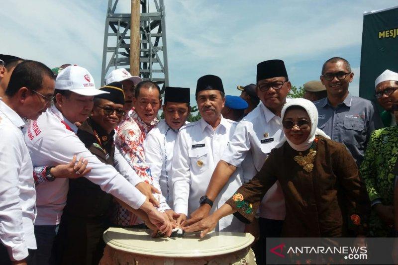 Pembangunan Masjid Cheng Ho Rohil dimulakan