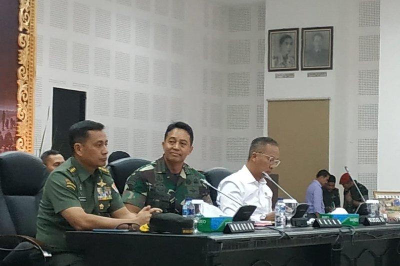 TNI-AD laksanakan program TMMD di 50 kabupaten/kota bekerja sama dengan Kemensos