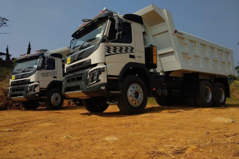 Alasan Volvo belum perkenalkan truk listriknya ke Indonesia