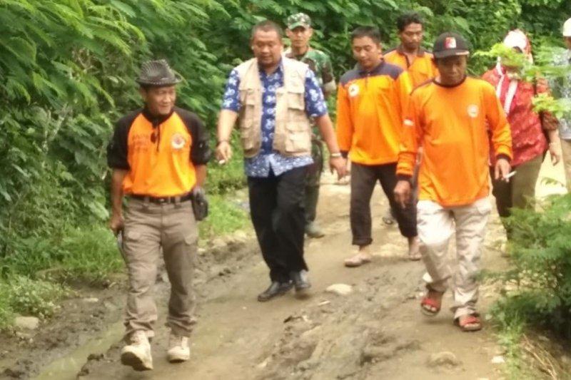 Curah hujan rendah, BPBD Banjarnegara pantau wilayah berpotensi kekeringan