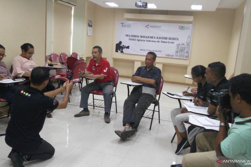 Wartawan RI-Timor Leste perlu mengembangkan diplomasi jurnalistik