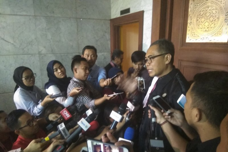 Airlangga Hartarto secara aklamasi terpilh jadi Ketua Umum Partai Golkar