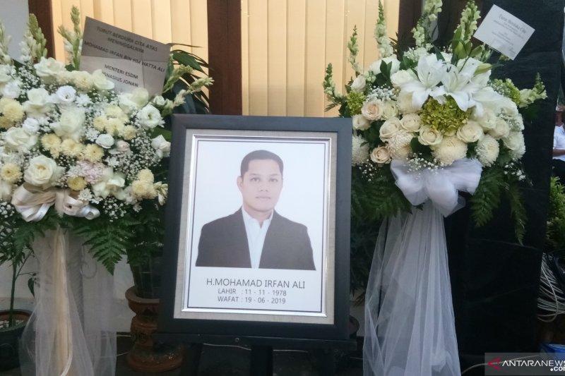 Kecelakaan ini sebabkan putra Ketua MA meninggal