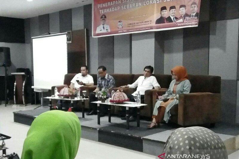 DPRD Minta Disdik Makassar sempurnakan program zonasi PPDB