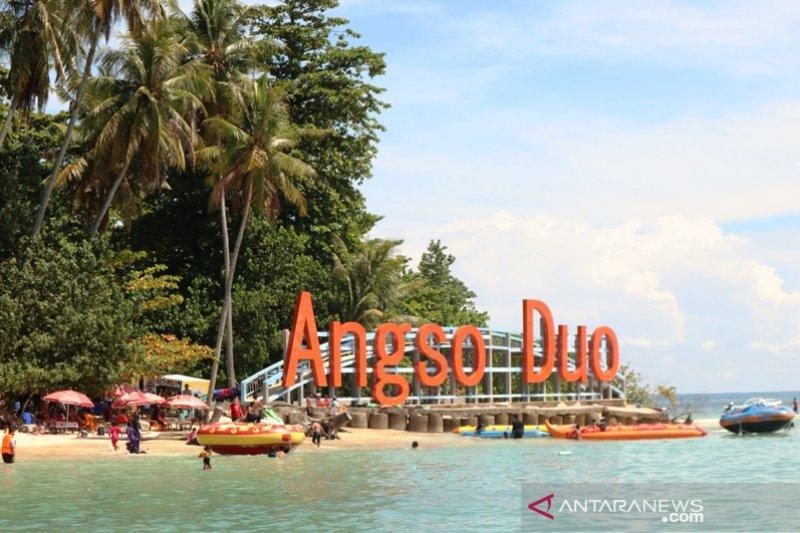 Rp488 juta, PAD dari Angso Duo selama libur lebaran