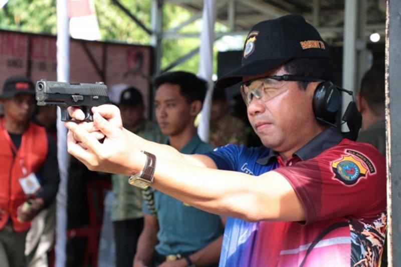 Polda Sulawesi Utara gelar turnamen  terbuka menembak
