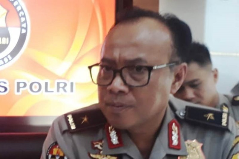 Polisi masih merinci kerugian materiil kebakaran pabrik mancis Langkat