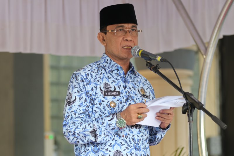 Wali Kota Mataram sampaikan ranperda pertanggungjawaban  APBD 2018