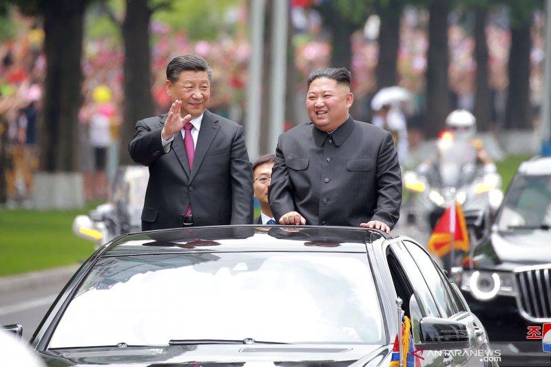 Partai berkuasa Korut sebut AS tidak pantas kritik China