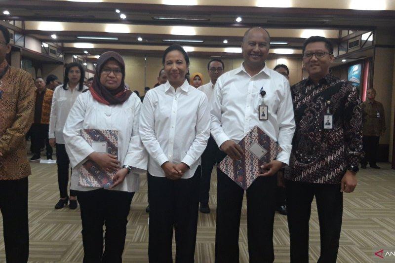 Rini Soemarno ingatkan pegawai BUMN tingkatkan kinerja