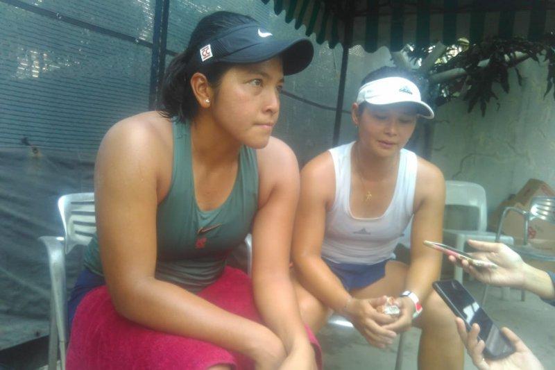 Jessy/Beatrice terhenti pada  putaran pertama turnamen City Open