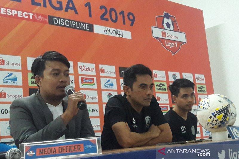 Pelatih PSS Sleman Seto Nurdiyantara waspadai kebangkitan Persija Jakarta