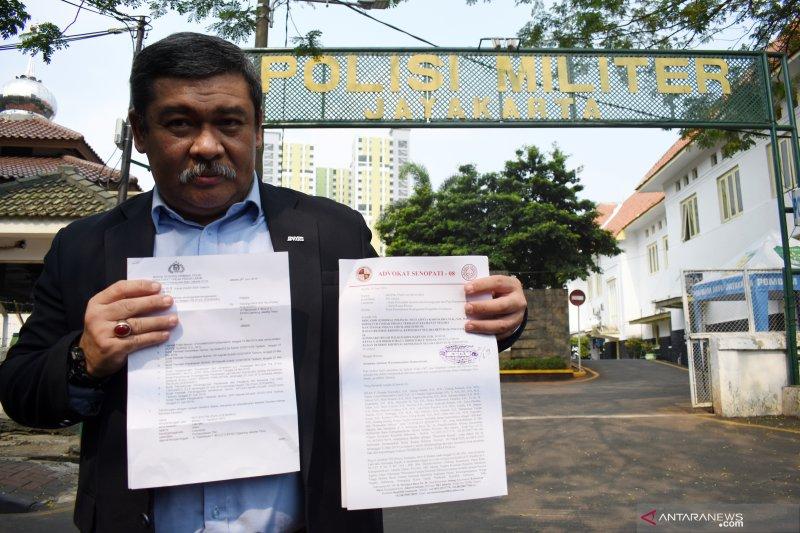 Penangguhan penahanan Soenarko mendapat jaminan 102 purnawirawan TNI/Polri