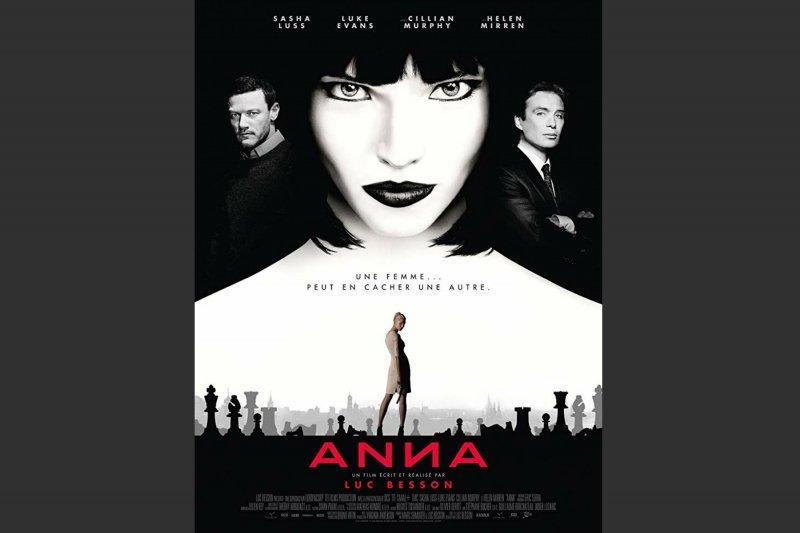 """Luc Besson mengulang """"Nikita"""" lewat """"Anna""""?"""