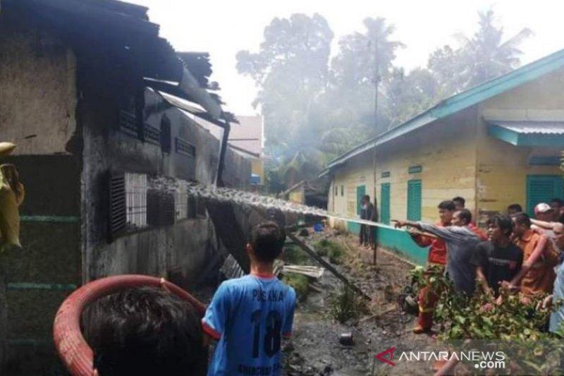 Pabrik mancis terbakar di Langkat 24 orang tewas