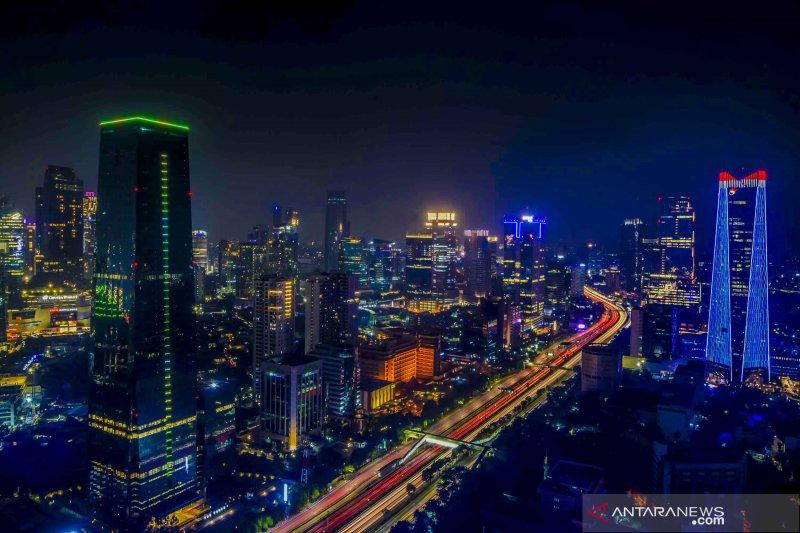 Ketika cahaya jadi polusi di langit Jakarta