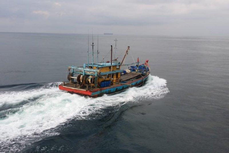 Hingga Juni, KKP tangkap 35 kapal ikan asing
