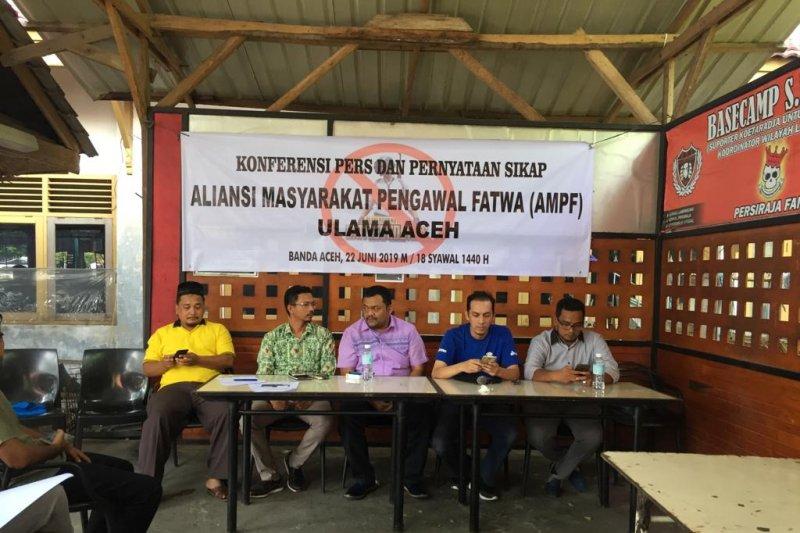 AMPF dukung fatwa ulama Aceh terkait haram game PUBG