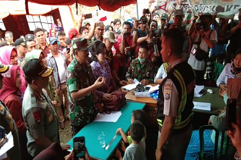 TNI akhiri operasi kemanusiaan darurat banjir Konawe Utara