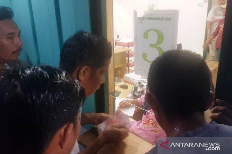 PT Anam Koto telah bayarkan THR karyawan