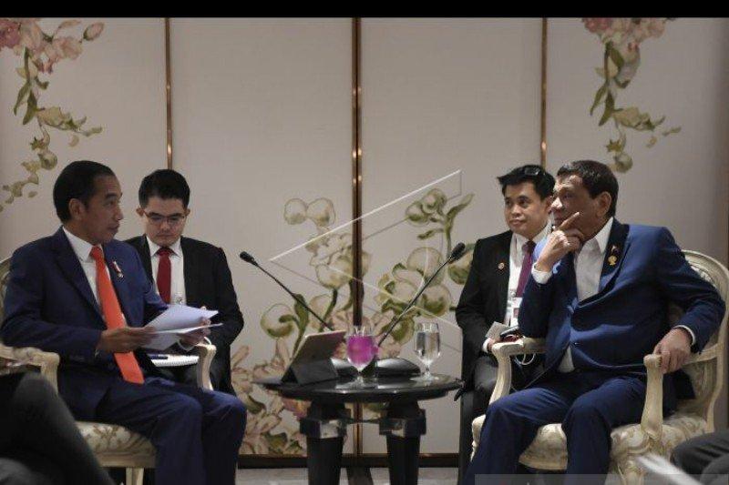 Indonesia, Filipina setuju penetapan garis batas  Zona Ekonomi Eksklusif