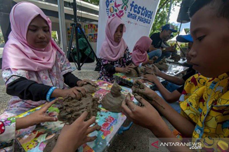 Festival Anak Pasigala tunjukan kreativitas anak korban gempa