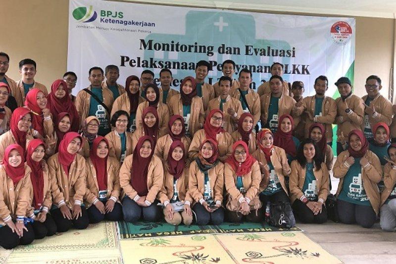 Mitra BPJS Ketenagakerjaan optimalkan pelayanan