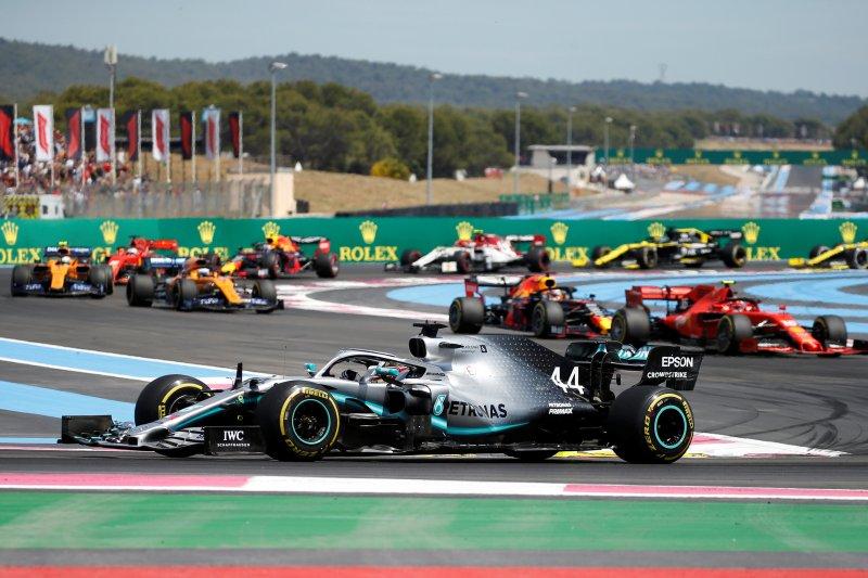Hamilton juarai GP Prancis