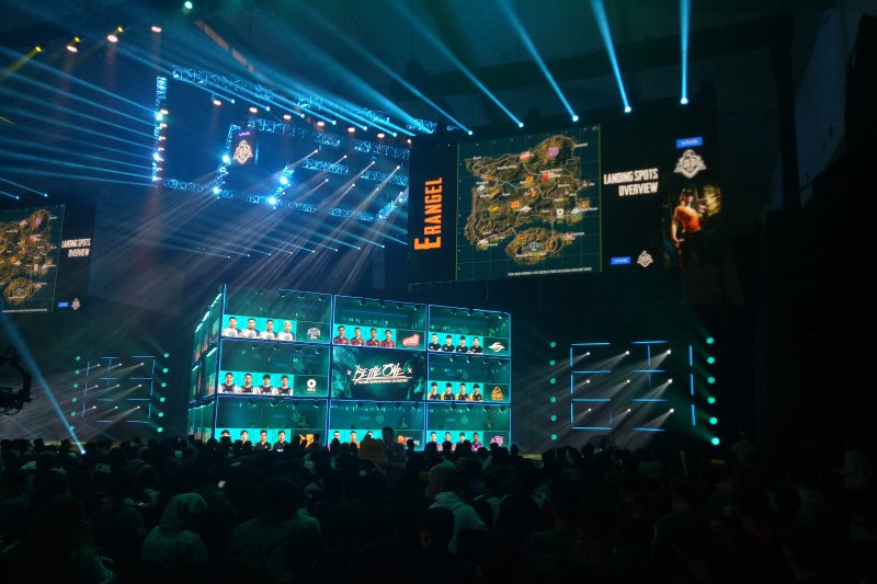 Final PMCO SEA League dipadati ratusan penggemar PUBG
