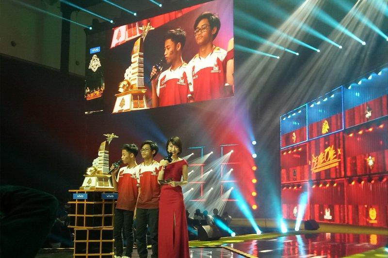 Indonesia loloskan satu wakil  ke laga PUBG Global di Jerman
