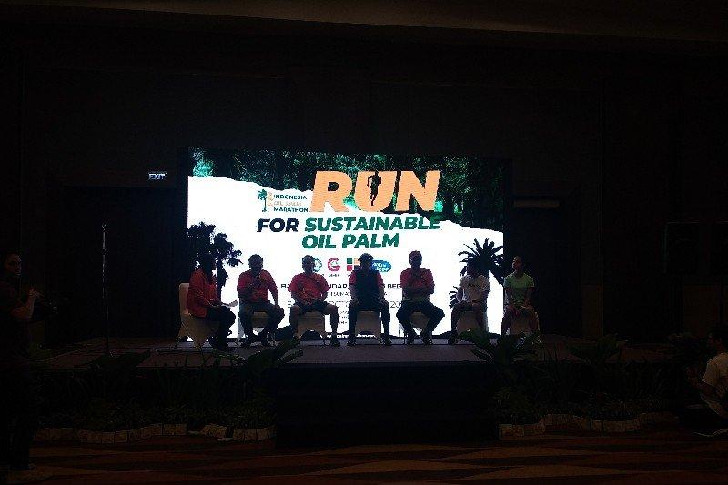 Oil Palm Marathon Sumut targetkan 3.000 peserta