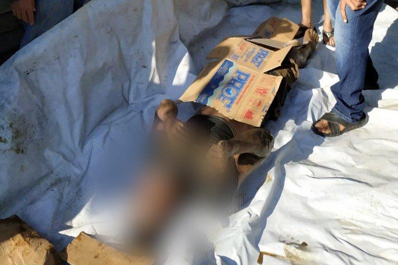 Pelaku penusukan pendeta di Pulang Pisau ditemukan tewas
