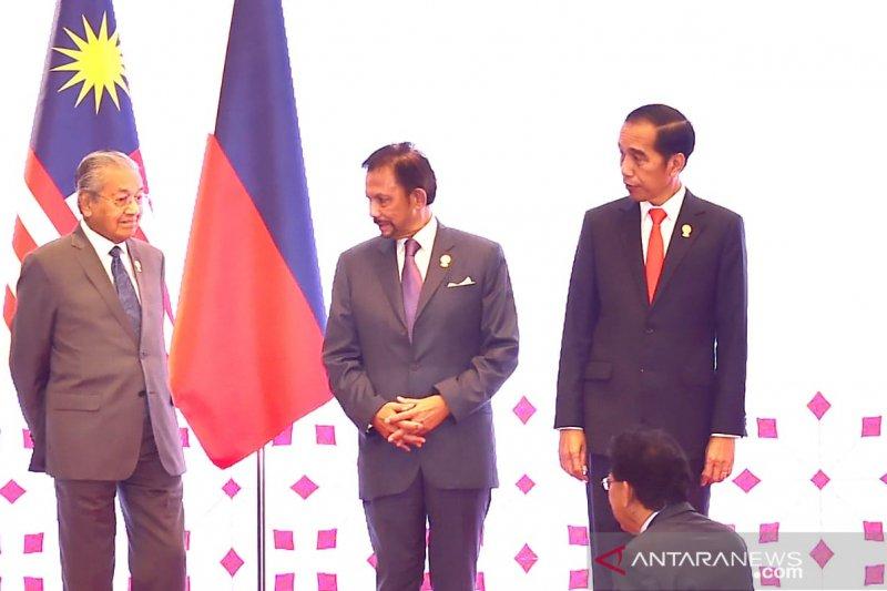 Presiden Jokowi mendorong kerja sama maritim dalam KTT ASEAN