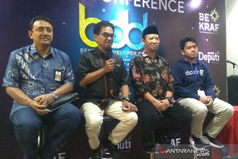 Bekraf klaim Pertumbuhan ekonomi digital Indonesia tertinggi di ASEAN