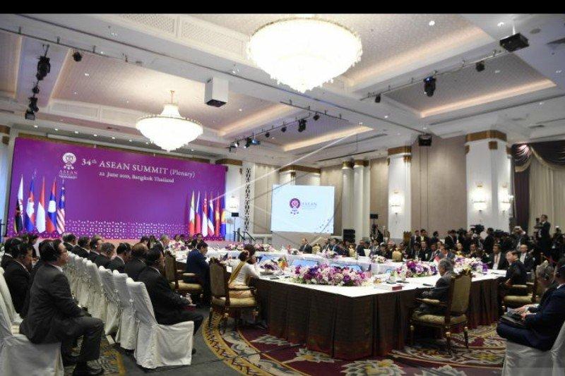 Pemimpin ASEAN sepakat untuk  adopsi Outlook ASEAN tentang Indo-Pasifik