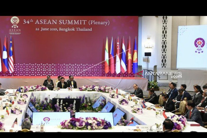 "Presiden Jokowi: ASEAN harus miliki ""outlook"" tentang Indo Pasifik"