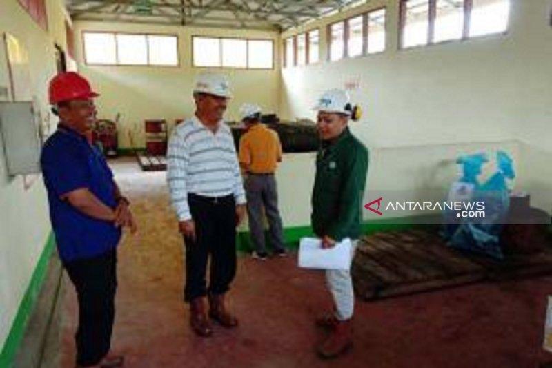 Pemkab Indragiri Hulu tinjau limbah pabrik sawit